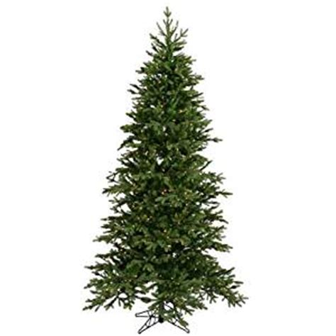 amazon com 7 5 ft artificial christmas tree high