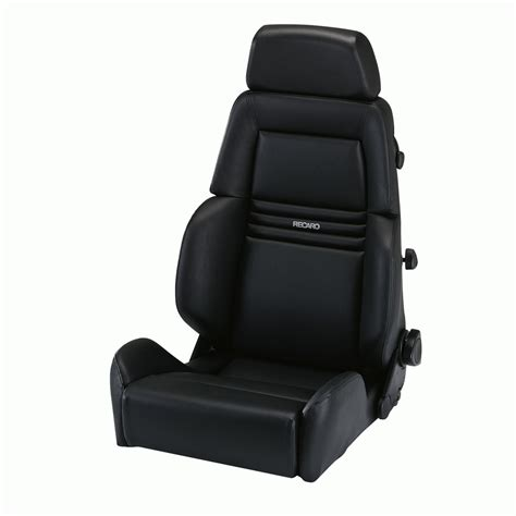 Reclining Sports Seats by Recaro Expert L Reclining Sport Seat Gsm Sport Seats