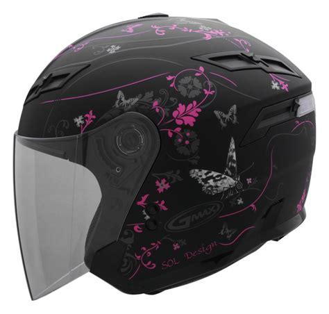 gmax motocross gmax gm67 butterfly women s helmet revzilla