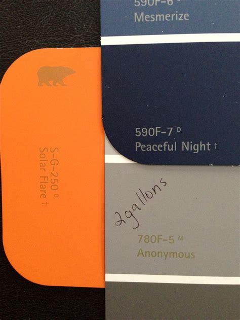 behr color schemes bedroom color scheme with behr colors my orange and
