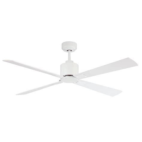 52 white ceiling fan with remote lucci air airfusion climate 52 in white ceiling fan with