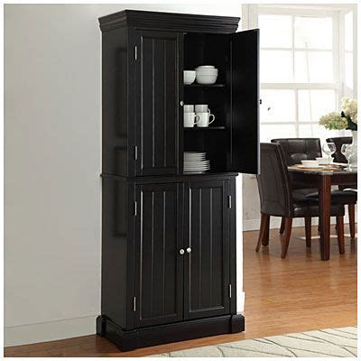 Big Lots Kitchen Cabinets by Beadboard 4 Door Pantry At Big Lots For The Home