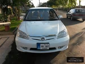 Used Honda Civic 2005 For Sale Used Honda Civic Exi 2005 Car For Sale In Lahore 872631