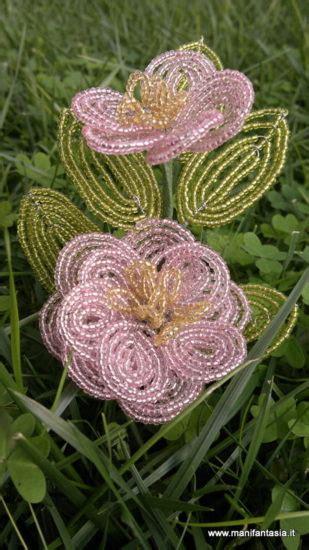 tutorial fiori di perline tutorial fiori di perline la camelia manifantasia