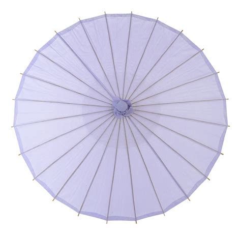 Paper Umbrella - 20 quot lavender paper parasol umbrellas on sale now