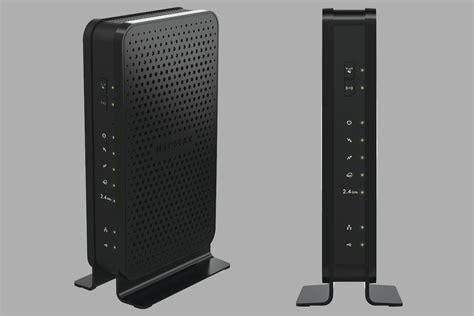 netgear  cable modem router deal  certified