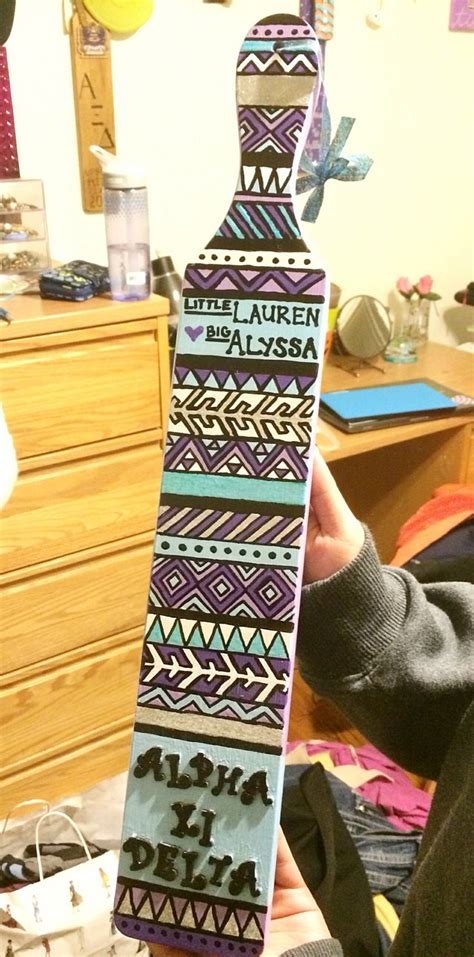 tribal pattern paddles 17 best images about sorority paddles on pinterest chi