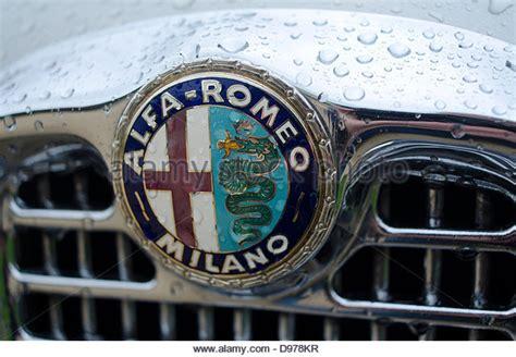 vintage alfa romeo logo alfa romeo logo stock photos alfa romeo logo