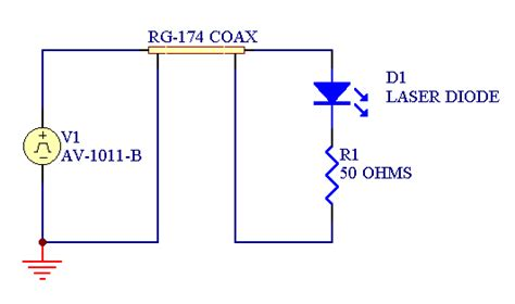 laser diode rise time laser diode rise time 28 images cn0272 circuit note analog devices laser diode driver with