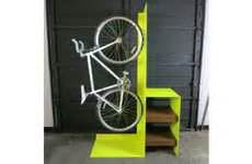 Statement Bike Rack by Artistically Mounted Bicycle Racks Bike Rack Statement Bicycle