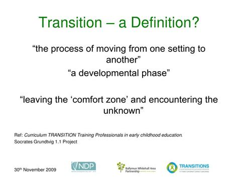 slide transition dictionary definition slide transition ppt supporting transitions from pre school to primary