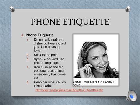 office etiquette proper office etiquette