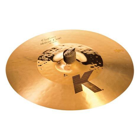 Cymbal Zildjian Zbt Crash 16 zildjian 16 quot k custom hybrid crash cymbal crash cymbals cymbals gongs steve weiss