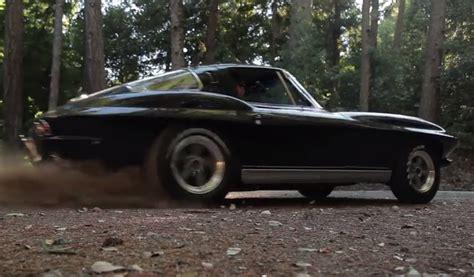ebay project corvette update   video  drive bring  trailer