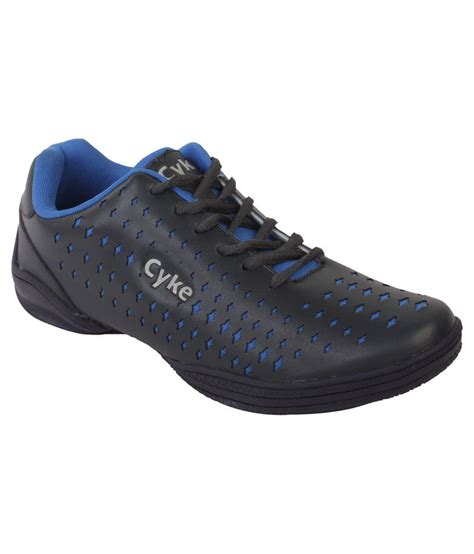 lifestyle sports shoes cyke black lifestyle sports shoes price in india buy cyke