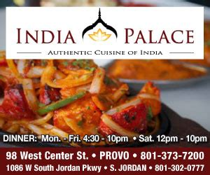 Palace Gift Card - provo daily herald daily deals 15 india palace gift card for 7 50