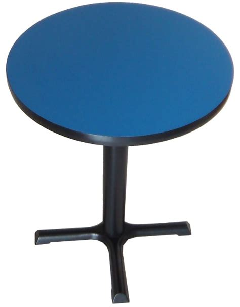 42 inch high table base 42 diameter round cafe table w 33 inch wide base