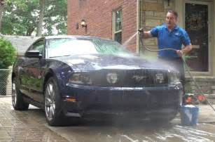How Much Air Do You Put In Car Tires Save Water When Washing Your Car