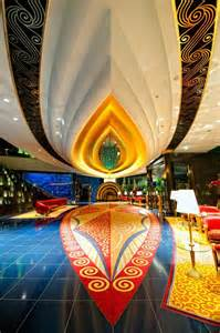 Burj Al Arab Interior by Burj Al Arab Hotel Dubai Interior Design By Khuan Chew