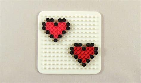 perler small designs 10 easy perler bead patterns krysanthe