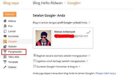google adsense tutorial 2014 tutorial cara gang mendaftar google adsense melalui