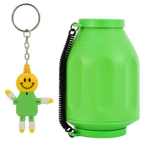 smoke buddy personal air cleaner odor vape filter purifier smokebuddy keychain ebay