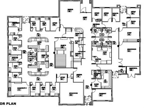 ambulatory surgery center floor plans floor plans floors and search on pinterest