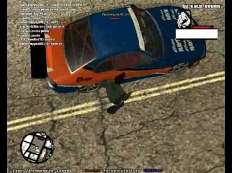 crazy mp gta sa mp crazy stunts youtube