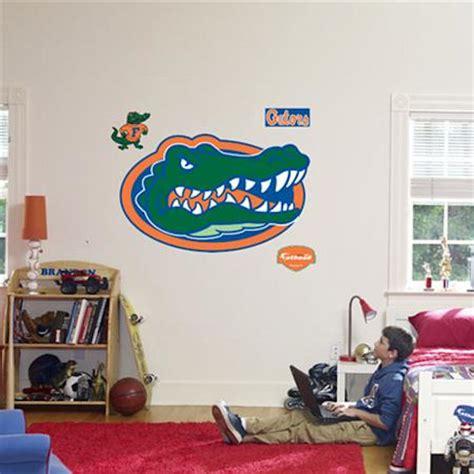 florida gators wall decor fathead florida gators logo wall decor store