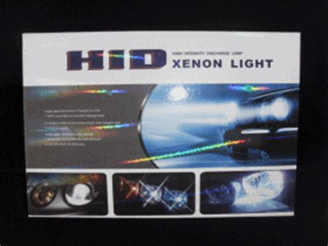 Lu Hid H1 kit xenon light hid slim 35w h7 ou h1 6000k blanc