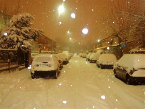 cascina pelizza pavia la storica nevicata 26 27 e 28 01 06 in lombardia a