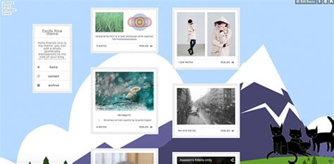 tumblr themes graphic design best material design tumblr themes for free download