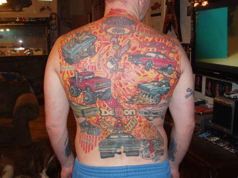 mopar tattoos mopar