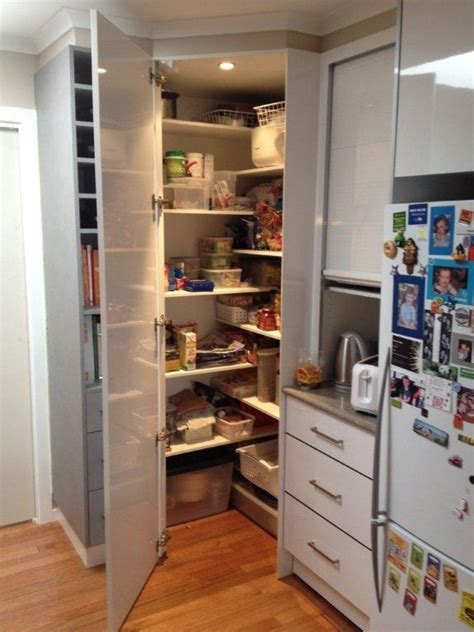 Corner Kitchen Pantry Ideas Kitchen Reno S Before After Corner Pantry Organization Corner Pantry And Pantry Organisation
