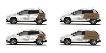 Peugeot 2008 Boot Space Peugeot 2008 Crossover Informations Techniques