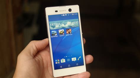 Hp Android Sony M5 sony xperia m5 review middle class problems hardware