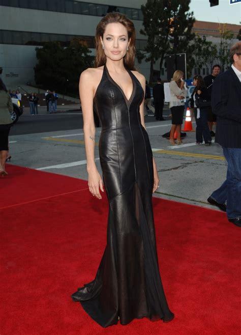 angelina jolies red carpet dresses bb fashion