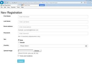bootstrap form template application form registration form template bootstrap