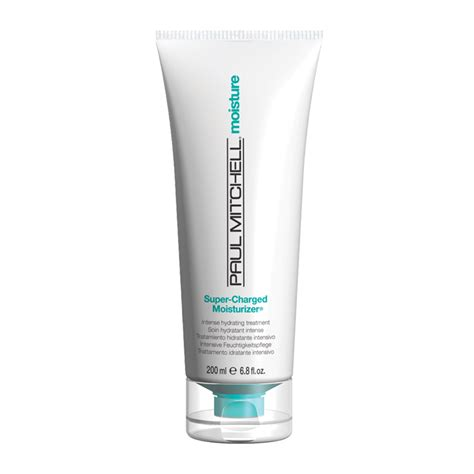Paul Mitchell Charged Moisturizer 200ml paul mitchell moisture charged moisturizer 174 hydrating treatment 200ml feelunique