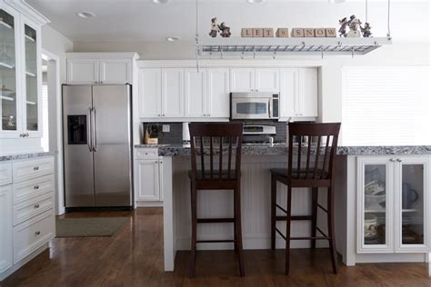 allen brothers cabinet painting white kitchen cabinets after being refinished let it
