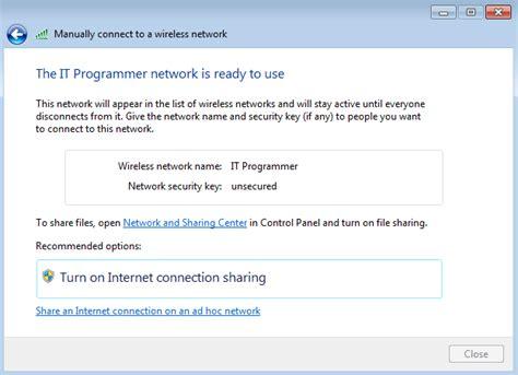 membuat jaringan wifi pada windows 8 tips dan trik bagaimana cara membuat jaringan ad hoc pada