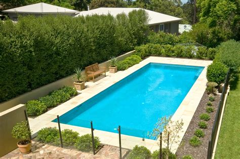 home lap pool family lap pool beecroft crystal pools