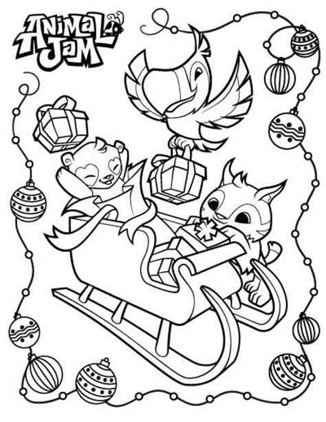 coloring pages for animal jam animal jam peck coloring page coloring pages
