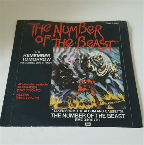 Vinyl Iron Maiden The Number Of The Beast roots vinyl guide