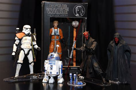 Figure Starwars The Black Series Kyloren black series wars figures epic sale family staples