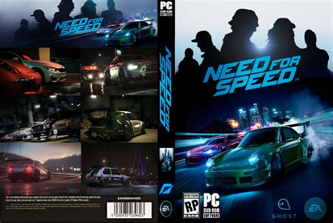 Dvd Original Playstation 3 Bluray Need For Speed need for speed dvd cover 2015 custom pc