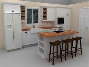 How To Build A Kitchen Island Bar Build Your Own Bar Stool Plans Woodworking Projects Plans