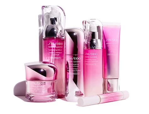 Serum Shiseido White Lucent shiseido white lucent on makeup spots correcting serum