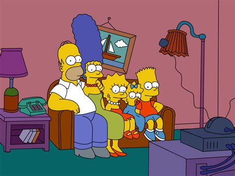simpsons sofa effect of the simpsons on modern society phoenixhuman