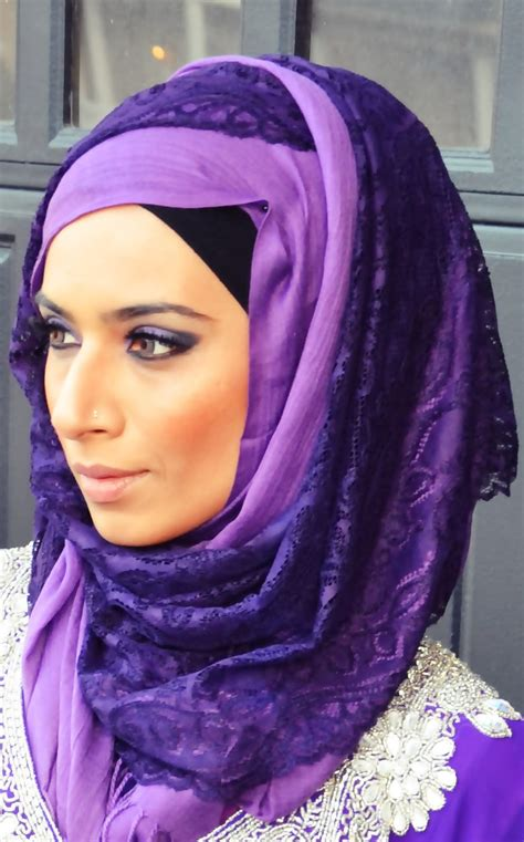 hijab with bun how to wear different hijab styles for long faces